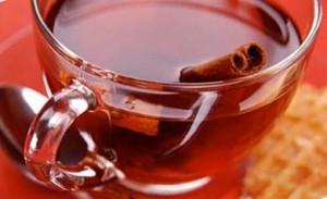 Черный чай полезен для полости рта